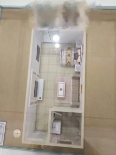郓城(城中心)郓城御龙湾1室0厅1卫28m²毛坯房
