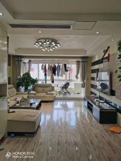 郓城帝景湾3居室精装修有证满二可分期
